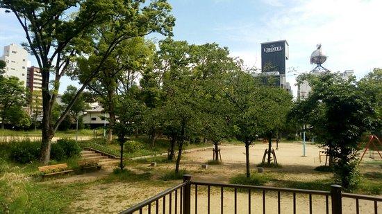 Ikutama Park