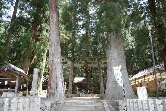 Muro Ryuketsu Shrine