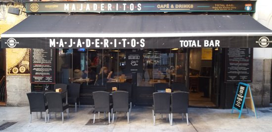 Service Is Horrible Review Of Majaderitos Madrid Spain