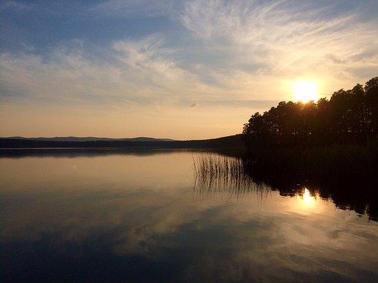 Langepas, Russia: Наши озера