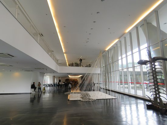 Edificio Martinelli: the foyer