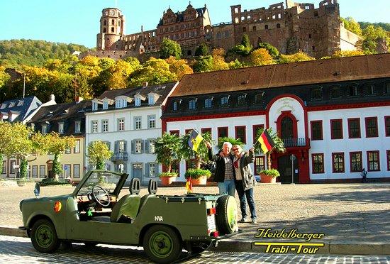 Heidelberger Trabi Tour