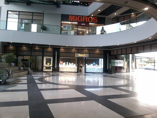 Galleria Shopping Mall: GİRİŞ