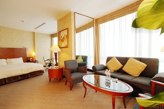 Hotel Nikko Dalian: Suite