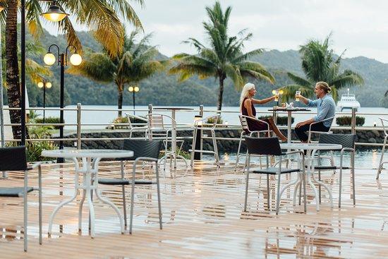Palau Royal Resort: Bar/Lounge