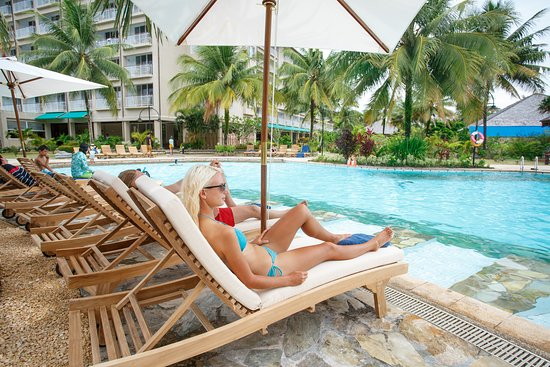 Palau Royal Resort: Pool
