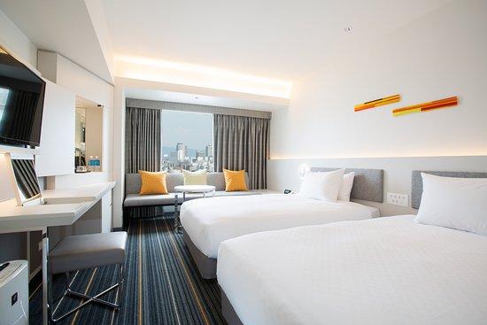 Hotel Nikko Osaka: Guest room