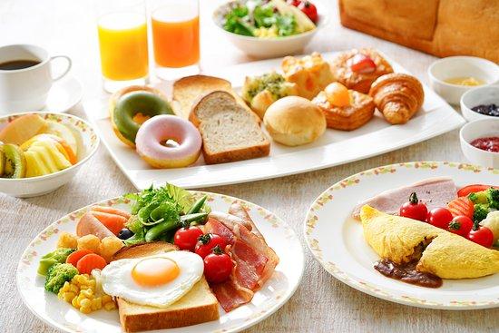 Hotel Nikko Osaka: Restaurant