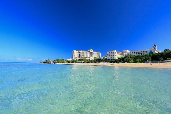 Hotel Nikko Alivila Yomitan Resort Okinawa: Beach