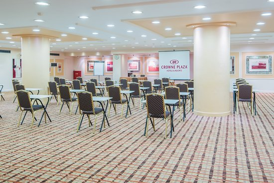 Crowne Plaza Hotel - Athens City Centre: Meeting room