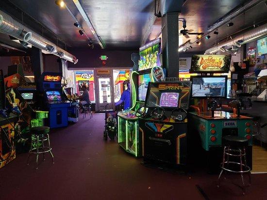 8-Bit Arcade Bar