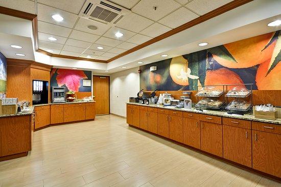 Fairfield Inn & Suites Atlanta Vinings/Galleria: Restaurant