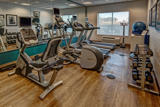 Holiday Inn Express & Suites Jackson Northeast: Health club