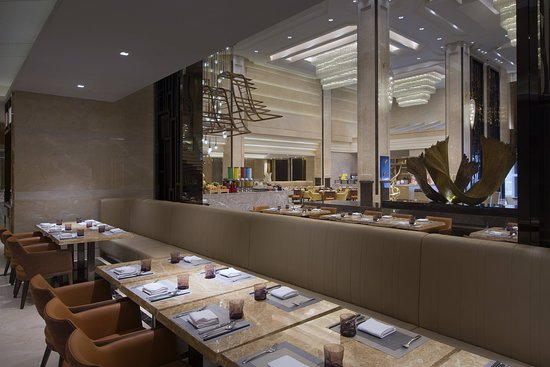 Sheraton Nanchang Hotel: Restaurant