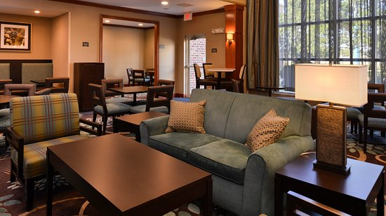 Staybridge Suites Sioux Falls: Restaurant