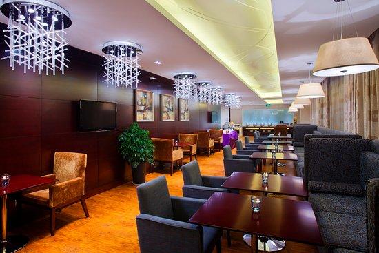 Holiday Inn Yinchuan International Trade Center: Bar/Lounge