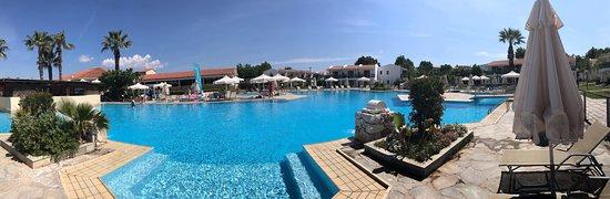 piscine centrale de jour