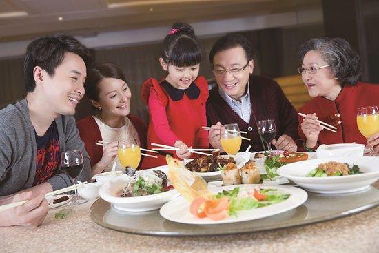 Holiday Inn Yinchuan International Trade Center: Restaurant