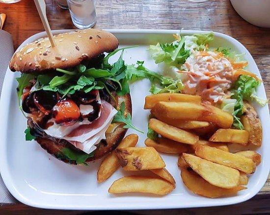 Burger italien !