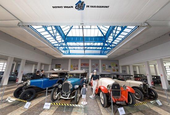 Conservatoire Automobile Leon-Joseph Madeline