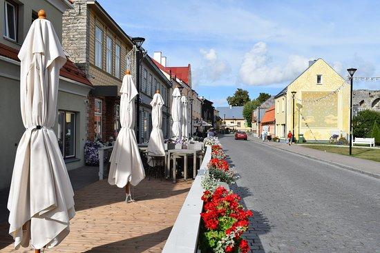 Haapsalu Old Town..