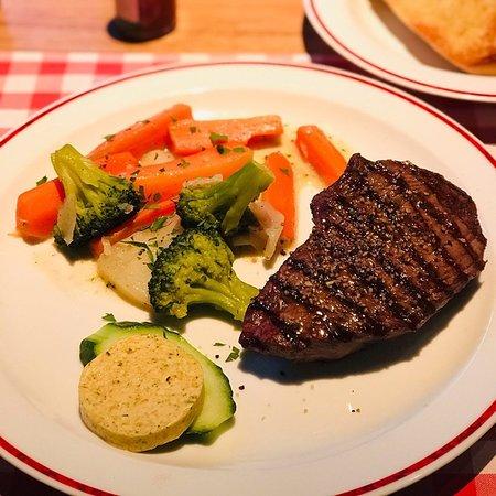 BLOCK HOUSE Munchen: Sirloin Steak