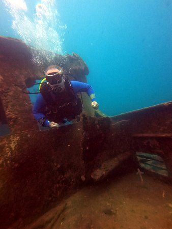 Ultra Marine Divers: Atlantic Princess wreck