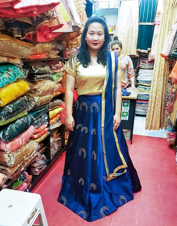 Rashni Collections: happy clients :)   #lehengas #thailand