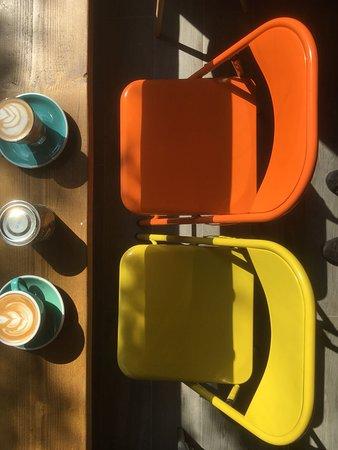 coffee & chairs