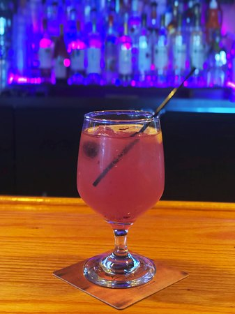 Pete's Vacation! Blueberry Drink