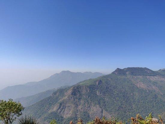 Trek to Kotagiri, Ooty: view from top