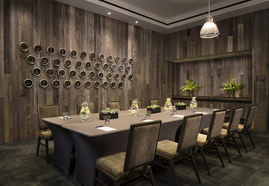 Kimpton Hotel Van Zandt: Meeting room