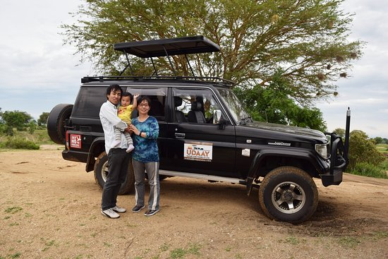 Mikumi National Park, Tansania: Safari for a family and resonable rates with very comfortable accommodation and itenery