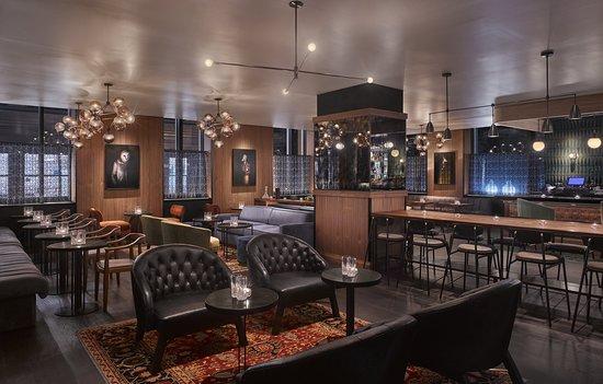 Kimpton Nine Zero Hotel: Restaurant