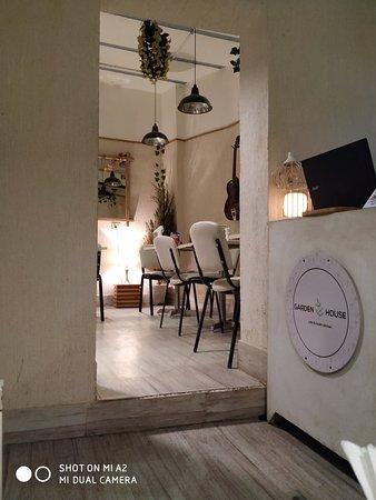 Garden House Café: Garden House Cafe