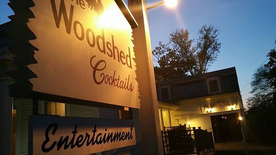 Brewster, MA: The Woodshed