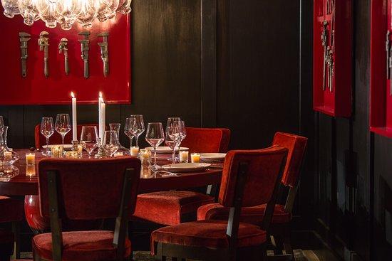 Kimpton Hotel Monaco Philadelphia: Restaurant
