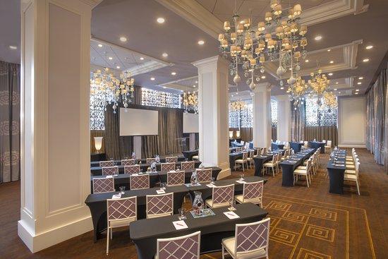 Kimpton Hotel Monaco Philadelphia: Meeting room