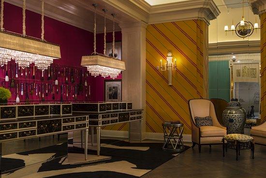 Kimpton Hotel Monaco Philadelphia: Lobby