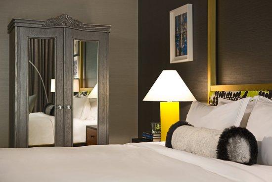 The Kimpton Brice Hotel: Guest room