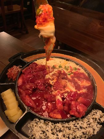 正宗韓國菜!