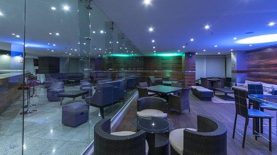 Holiday Inn Mexico Buenavista: Bar/Lounge