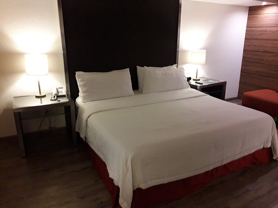 Holiday Inn Mexico Buenavista: Guest room
