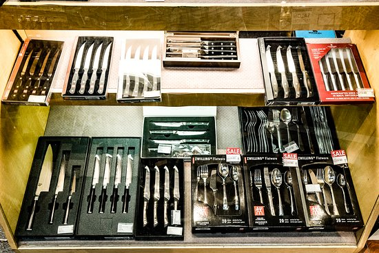 House of Knives: Welcome to House of Knives at Sevenoaks Shopping Centre. Abbotsford, BC Canada's destination cutlery and gifts.