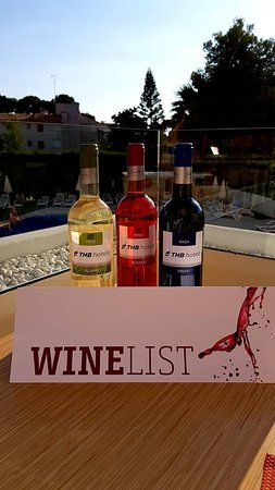 THB Maria Isabel: Our House Wine