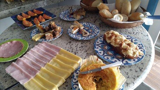 Loucura Marinha: Café da Manhã