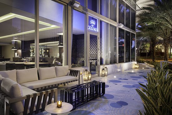 AC Hotel by Marriott Miami Beach: Restaurant