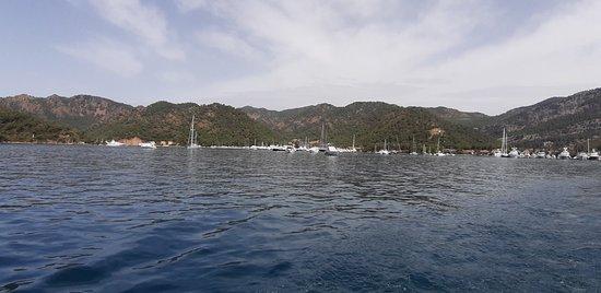 Göcek 12 Adalar Tekne Turu