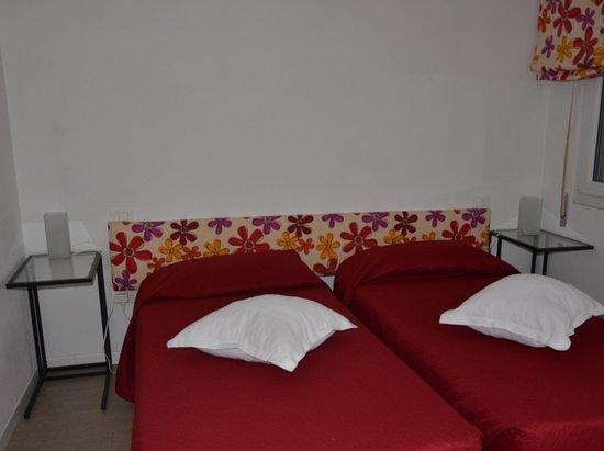 Padova, Itálie: Można wybrać dwa oddzielne łóżka