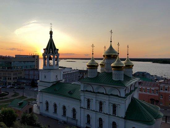 Nižnij Novgorod, Rusko: 1/1000 от всей красоты!!!